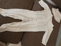 Used 6-9 months beautiful baby suit. in Dubai, UAE