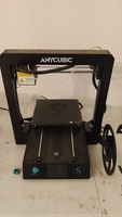 Used ANYCUBIC 3D printer with 4 pla in Dubai, UAE