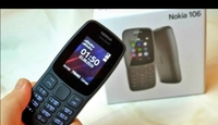 Used NOKIA106 MOBILE DUAL SIM+CHARGER 💞💞 in Dubai, UAE