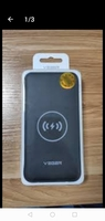 Used VEGER ORIGINAL WIRELESS POWERBANK 20KMAH in Dubai, UAE
