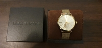 Used Michael kors mesh watch in Dubai, UAE
