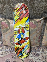 Used Skat board in Dubai, UAE