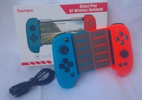 Used Bluetooth mobile game controller red/blu in Dubai, UAE