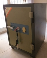 Used Safety box 100kl in Dubai, UAE