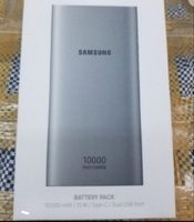 Used SAMSUNG POWERBANKS 10K ORGINAL GENUINE in Dubai, UAE