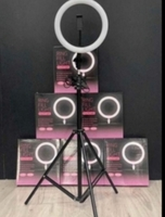 Used RING LIGHT FREE TRIPOD DEALS ON 🎶 in Dubai, UAE