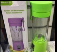 Used JUICERS BLNDER PORTABLE RECHARGEABLE in Dubai, UAE