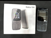 Used NOKIA 106 ORIGINAL DUAL SIM MOBILE 💞💞 in Dubai, UAE