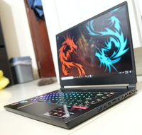 Used MSI GAMING LAPTOP I7 9TH GTX 1660 TI in Dubai, UAE