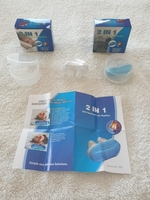 Used 2 IN 1 ANTI SNORING AND AIR PURIFIER. in Dubai, UAE