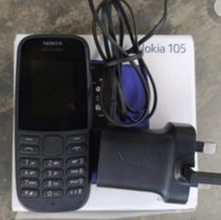 Used NOKIA 105 DUAL SIM BEST DEALS 🎉 🎉 in Dubai, UAE