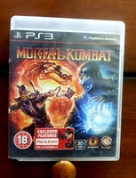 Used Mortal kombat for PS3 in Dubai, UAE