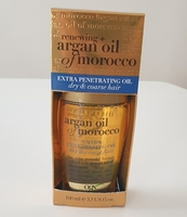 Used OGX argan oil for hair brandnew in Dubai, UAE
