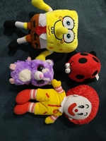 Used stuffed animals /used in Dubai, UAE