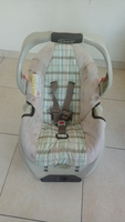 Used Car seat it's used but in good condition in Dubai, UAE