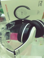 Used P 4 7 WIRELESS BLUETOOTH HEADSET in Dubai, UAE