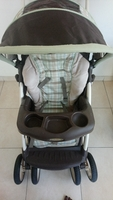 Used Baby stroller with car seat attachment in Dubai, UAE
