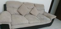 Used Renin 2 & 3 Seater Sofa & 6 chair table in Dubai, UAE