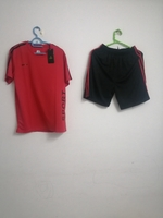 Used New T-shirt shorts tracksuit sportswear in Dubai, UAE