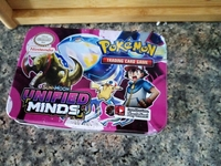Used Unified minds special box Pokémon card in Dubai, UAE