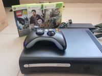 Used Xbox 360 120gb with one controller in Dubai, UAE