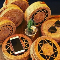 Used Rattan Bags in Dubai, UAE