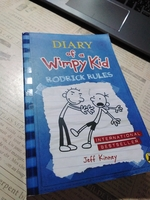 Used Diary of a Wimpy Kid #2 in Dubai, UAE