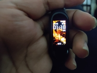 Used MI BAND 4 ORIGINAL WITH BOX AND CHARGER in Dubai, UAE