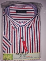 Used Men shirt size42, 2 shirts each shirt 50 in Dubai, UAE