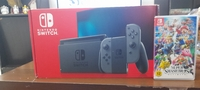 Used Nintendo switch v2 + game in Dubai, UAE