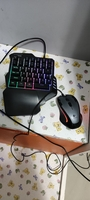 Used Gaming Logistics Mouse & 1hand Keyboard in Dubai, UAE