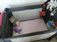 Used Giggles baby travel cot in Dubai, UAE