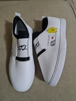 Used Brand new girls white shoes size 35/36 in Dubai, UAE