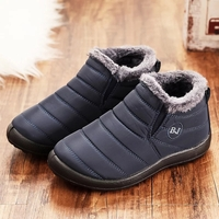Used Brand new grey snow boots size 40 in Dubai, UAE