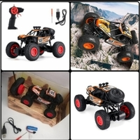 Used RC Car Rock Crawler Remote Control car in Dubai, UAE