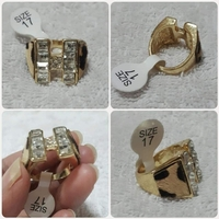 Used Hermes Ring available sizes-16-17-18'., in Dubai, UAE