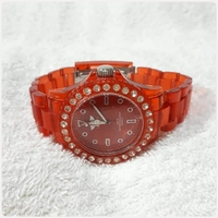 """Used Red London watch for lady """",. in Dubai, UAE"""
