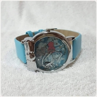 """Used Blue hello kitty watch for lady """",.. in Dubai, UAE"""