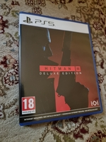 Used Hitman 3 Deluxe Edition for PS5 in Dubai, UAE