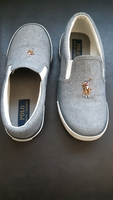 Used Shoes for boys -Polo by Ralph and Lauren in Dubai, UAE
