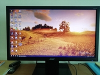 "Used Acer 20"" Work/Gaming Monitor 60hz Lcd in Dubai, UAE"