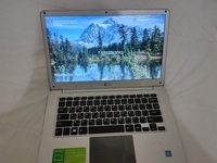 Used Zed air ilife laptop (intel celeron) in Dubai, UAE