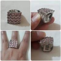 """Used Original silver""""Ring available sizes-7-8 in Dubai, UAE"""