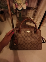 Used Beautiful coach handbag brand new in Dubai, UAE