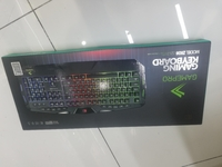 Used Gaming KeyBoard with light in Dubai, UAE