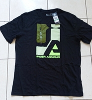 Used Under Armour t-shirt for men 100% new{L} in Dubai, UAE