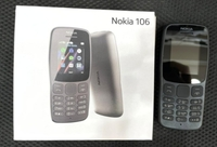Used NOKIA_ 106 MODEL GET NOW BY MELTO 🎶 🎶 in Dubai, UAE