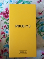 Used Poco M3 4GB 64GB Black in Dubai, UAE