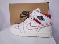 Used NIKE JORDAN HI-CUT WHITE in Dubai, UAE