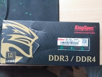 Used LAPTOP RAM 8GB 1600Mhz KingSpec in Dubai, UAE